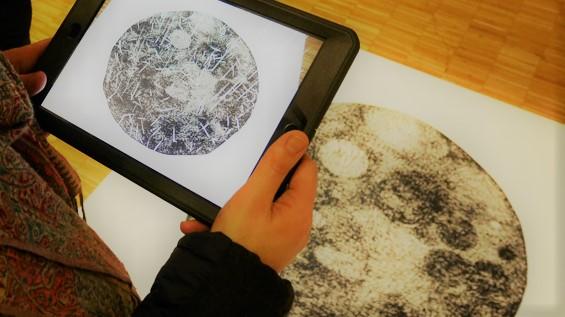 La réalité augmentée au service de l'art et de l'illusion